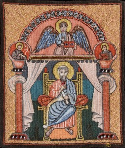 St. Matthew with Angel
